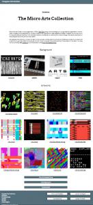 Geoff Davis Computer Arts Society Archive