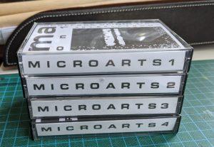 Micro Arts cassettes