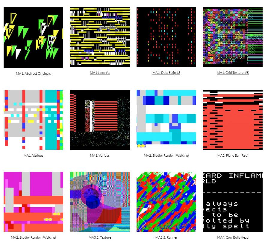 Micro Arts on Computer Arts Archive 2021
